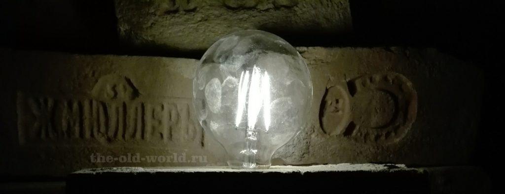 старинный кирпич лофт свет