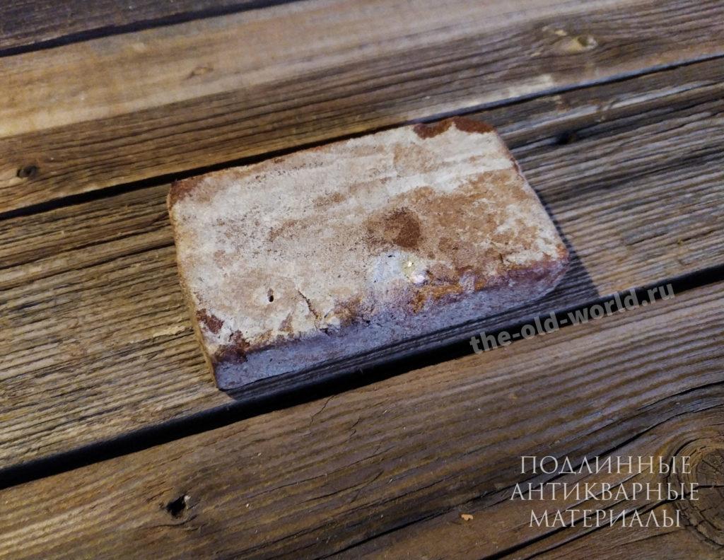 плитка из старинного кирпича 6в