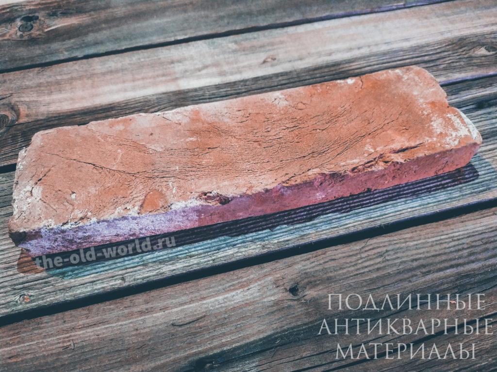 плитка из старинного кирпича 6а
