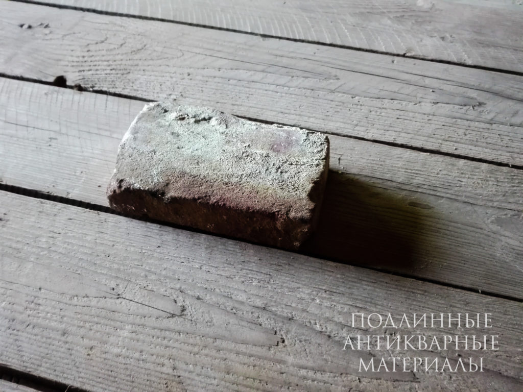 плитка из старинного кирпича 5б