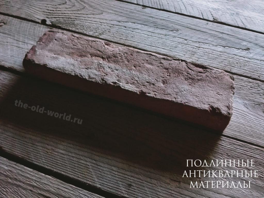 плитка из старого кирпича 4в