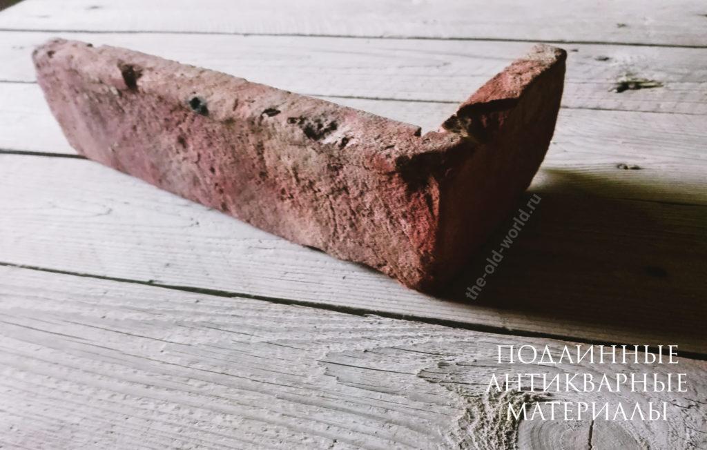 плитка из старого кирпича 4а