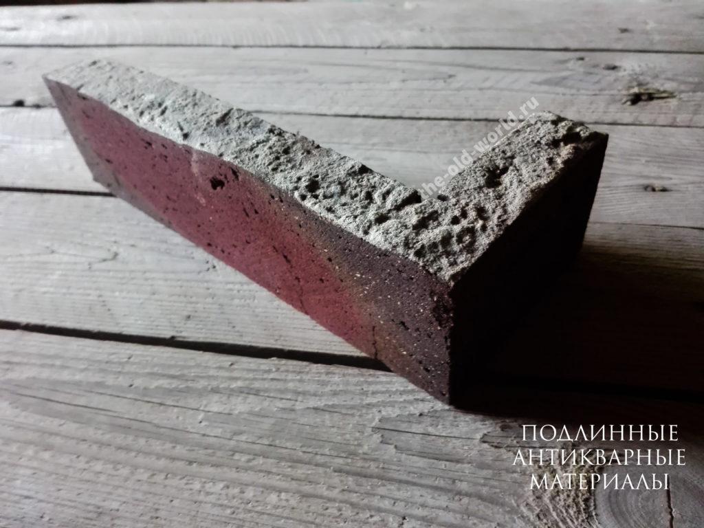 плитка из старинного кирпича 3а