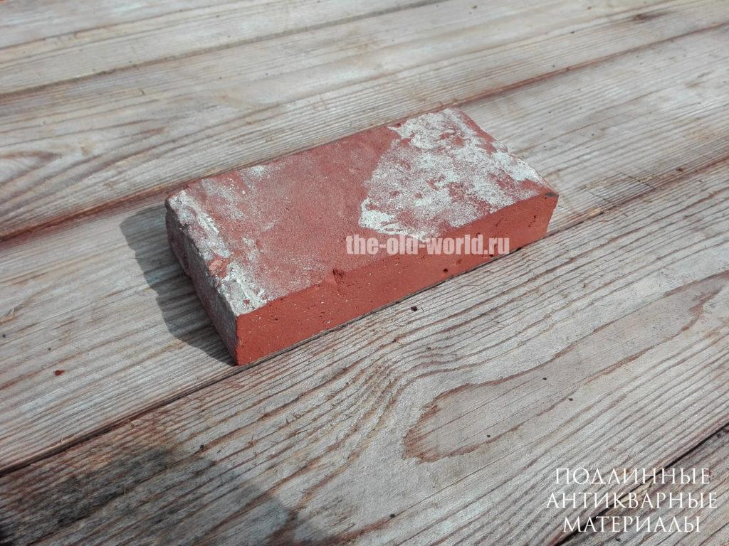 плитка из старинного кирпича 1в