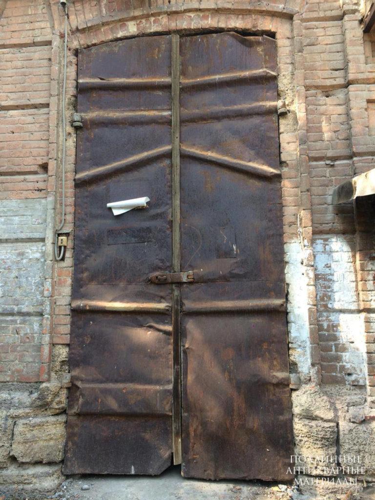 старые амбарные двери 1