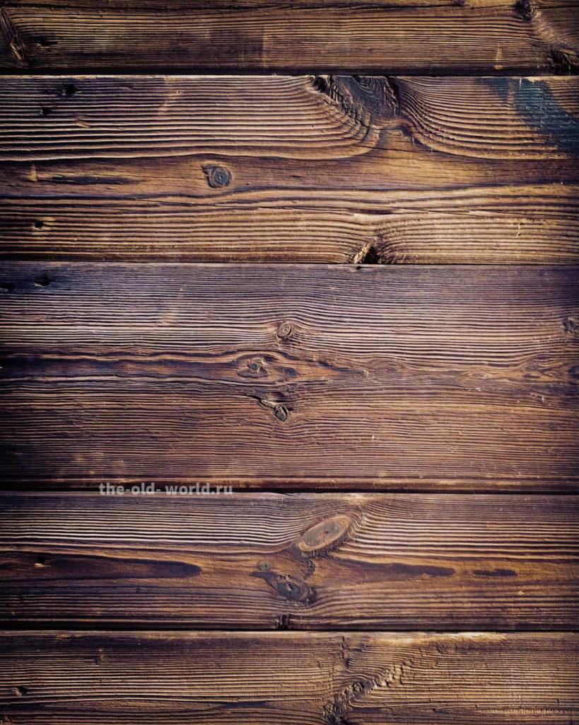 амбарная доска коричневая