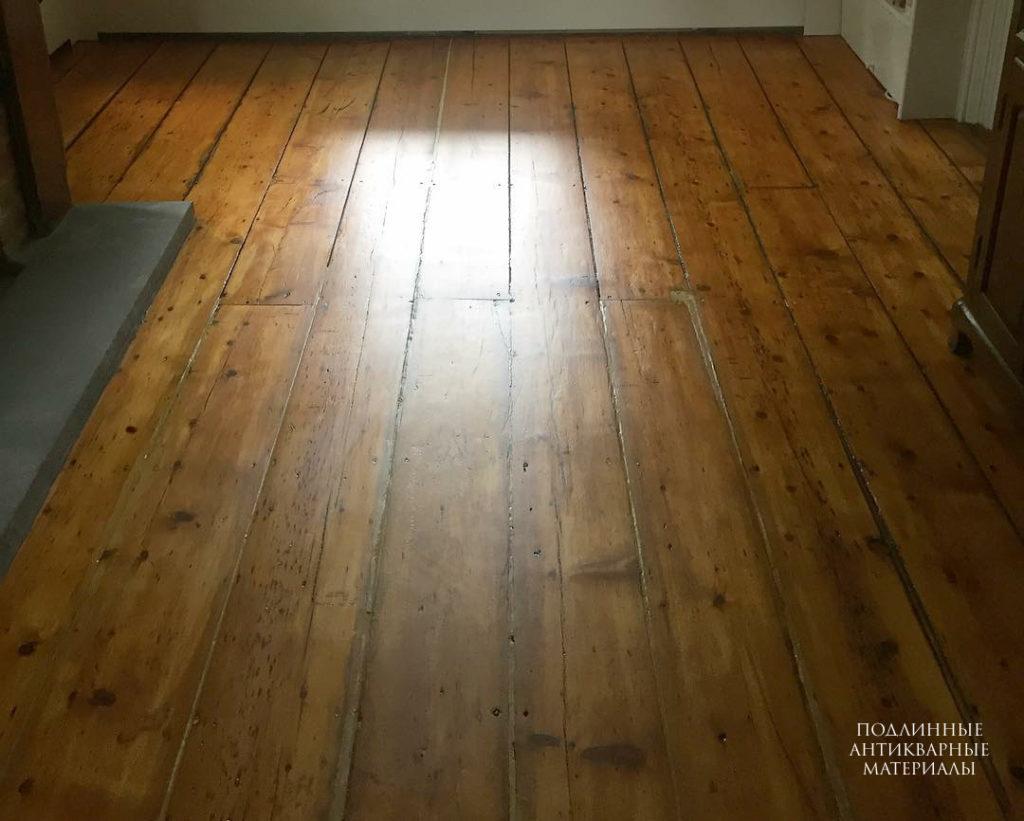 старые деревянные полы 2